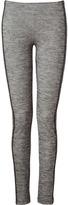 See by Chloe Grey Mélange Wool Blend Leggings