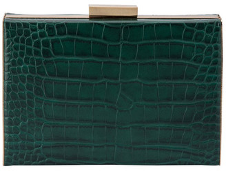 Olga Berg OB2030 Caterina Hardcase Clutch Bag