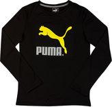 Puma Long-Sleeve Graphic Tee - Boys 8-20