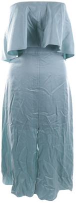 Zimmermann Turquoise Silk Dresses