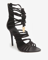 Giuseppe Zanotti Wrap Around Strappy High Ankle Sandal