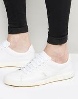 BOSS ORANGE By Hugo Boss Leather Sneakers