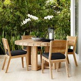Williams-Sonoma Larnaca Outdoor Dining Side Chair