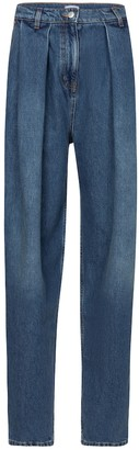 Magda Butrym High-rise carrot jeans