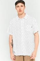 Obey Bryson White Short-sleeve Shirt