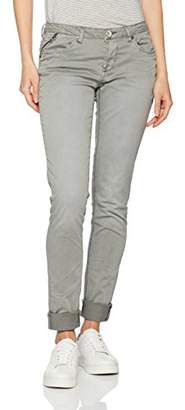 Garcia Women's Z00100 Trousers, (Grey 218), 30W x 32L