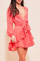 For Love & Lemons Tarta Mini Dress