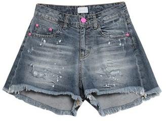 MAISON 9 Paris Denim shorts