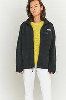 Columbia Harborside Black Fleece Jacket
