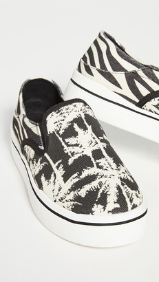 Steven Riga Slip On Sneakers