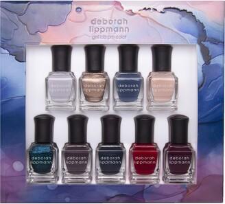 Deborah Lippmann Brave Honest Beautiful Nail Color Set
