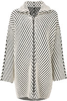 Pierantonio Gaspari Pierantoniogaspari striped jacket