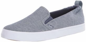 Keds Women's Darcy Slip Chambray Fashion Sneakers