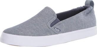Keds Women's Darcy Slip ON Chambray Sneaker
