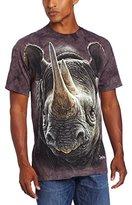 The Mountain Men's Black Rhino T-Shirt
