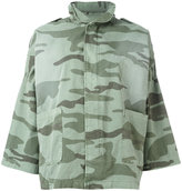 Current/Elliott The Fleet Admiral jacket