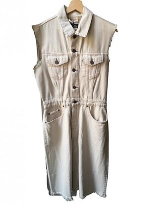 Non Signã© / Unsigned Beige Denim - Jeans Dresses