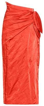 Monse Cotton-blend skirt