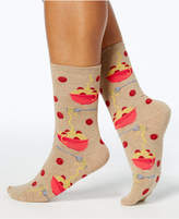 Hot Sox Women's Spaghetti & Meatballs Socks