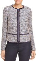 BOSS Koralie Tweed Blazer