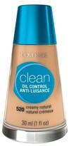 Cover Girl Clean Liquid Foundation-Oil Control