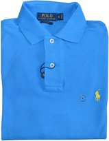 Polo Ralph Lauren Men's Custom-Fit Mesh Polo Shirt-R-L