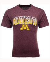 Colosseum Men's Minnesota Golden Gophers Gradient Arch T-Shirt