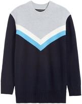 Banana Republic JAPAN EXCLUSIVE Oversized Chevron Sweater
