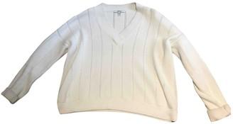 Derek Lam White Cotton Top for Women