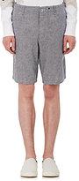 Rag & Bone Men's Fine-Striped Cotton-Blend Beach Shorts