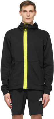 adidas Black Sportswear Innovation Motion Zip-Up Jacket