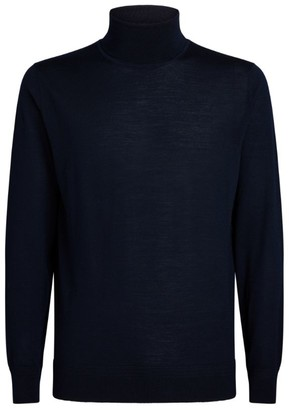 Richard James Wool Rollneck Sweater