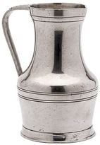 Pewter Jug With Handle