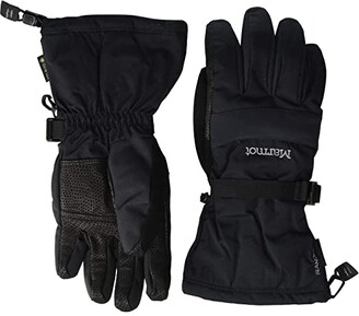Marmot Randonnee Gloves (Black) Extreme Cold Weather Gloves