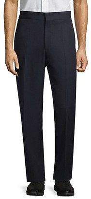 HUGO BOSS Standard-Fit Wool Pants