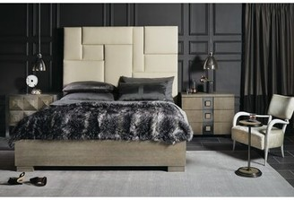 Bernhardt Mosaic Upholstered Bed Size: California King