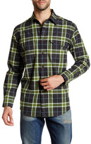 Pendleton Long Sleeve Bridger Plaid Classic Fit Shirt