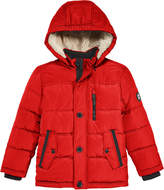 Ben Sherman Hooded Puffer Coat, Little Boys (4-7)