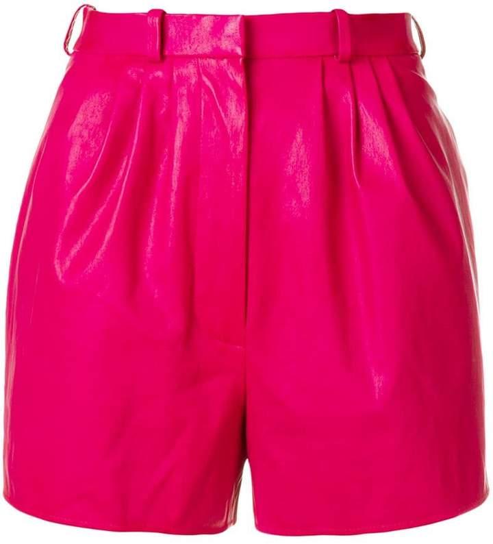 Lanvin high-waisted shorts