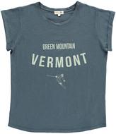 soeur Cotton Linen \u201cVermont\u201d Valentin T-Shirt