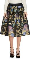 Lm Lulu Knee length skirts