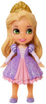 Disney Princess Sparkle Mini Toddler Rapunzel Figure