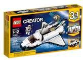 Lego Infant Creator 3-In-1 Space Shuttle Explorer - 31066