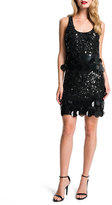 Cynthia Steffe Marta Sequined Racerback Dress