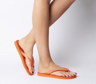 Havaianas Top Flip Flops Neon Orange