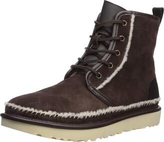 UGG Men's HARKLEY Stitch Chukka Boot stout 7 Medium US