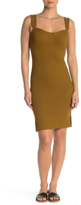 L-Space Louise Sleeveless Cover-Up Sheath Dress