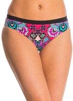 Nanette Lepore Bali Batik Charmer Hipster Bikini Bottom 8142319
