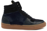 Polder National Standard x High Top Trainers