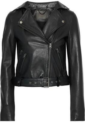 Muu Baa Muubaa Manning Leather Biker Jacket